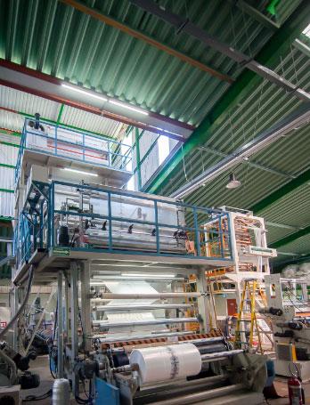 Planta De Produccion Ecoplast
